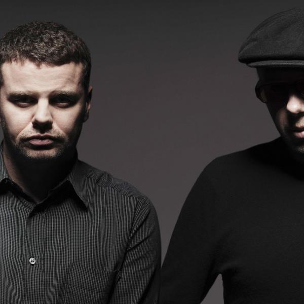The Chemical Brothers (UK). 4-8 июля Atlas Weekend 2018, ВДНХ, Киев