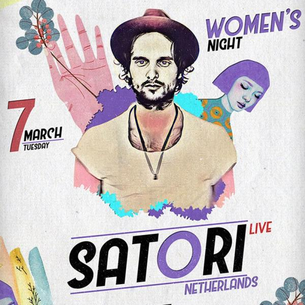 Women's Night w/ Satori. 7 марта, Киев, CHI