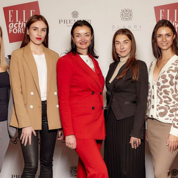ELLE ACTIVE FORUM 2019