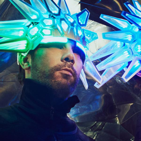 Jamiroquai (UK). 21-24 июня, фестиваль BELIVE, Киев