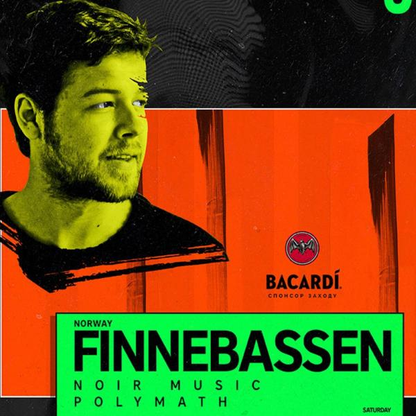 FINNEBASSEN (Norway). 9 сентября, Киев, CHI by Decadence