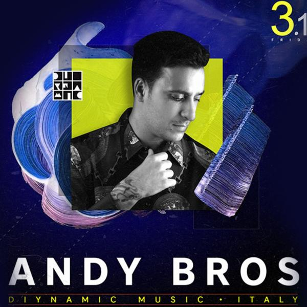 ANDY BROS (Italy). 03 ноября, CHI by Decadence House, Киев