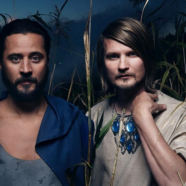 Röyksopp выступят на Atlas Weekend в Киеве