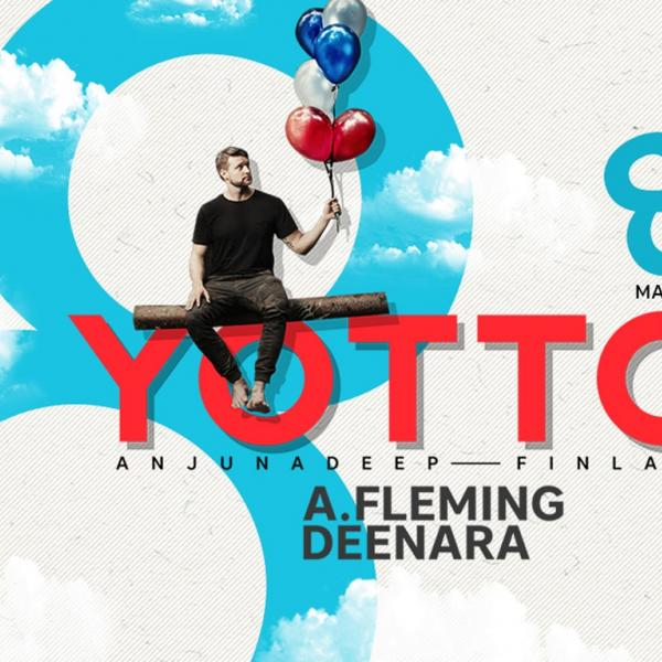 YOTTO (Finland). 08 марта, CHI by Decadence House, Киев