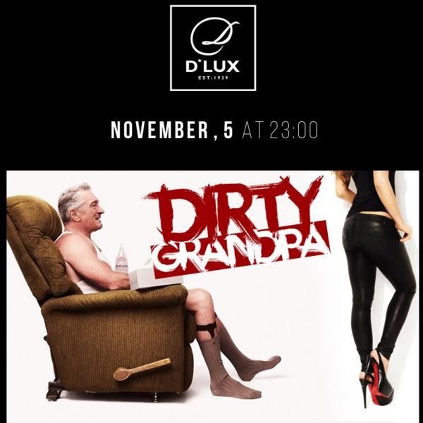 Dirty Grandpa: D'Lux, Киев, 6 ноября