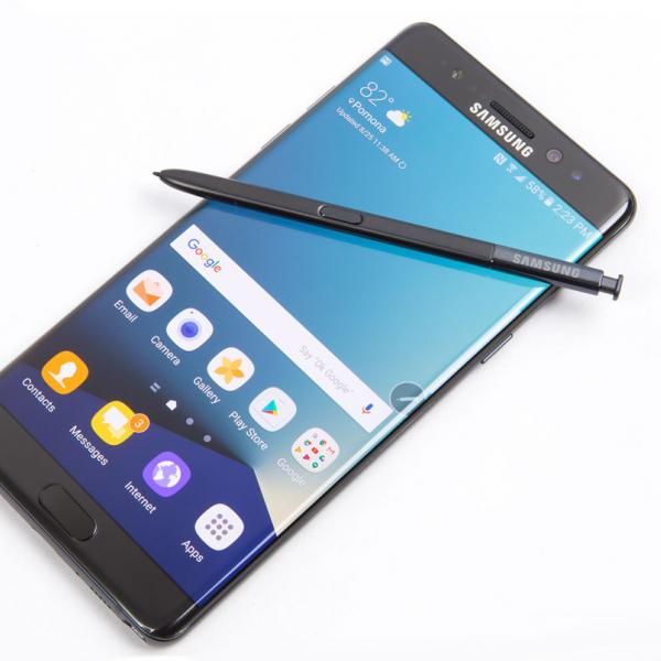 Что не так с Samsung Galaxy Note 7?