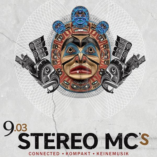STEREO MC's (Kompakt, Connected, UK). 09 марта, CHI by Decadence House, Киев