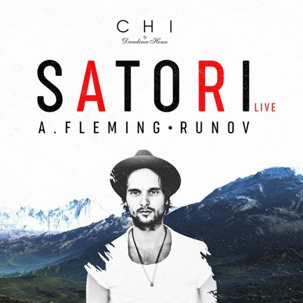 SATORI (*live*). 09 июня, CHI by Decadence House, Киев