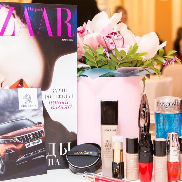 BAZAAR BEAUTY BRUNCH 2017