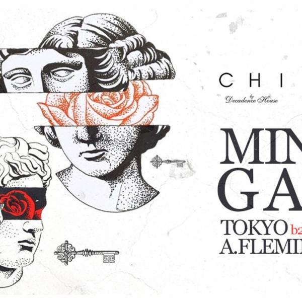 MIND GAME w/ A.FLEMING (Ukraine). 20 июля, CHI by Decadence House, Киев