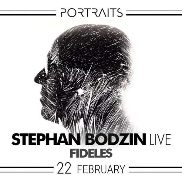 Stephan Bodzin. 22 февраля, CHI by Decadence House, Киев
