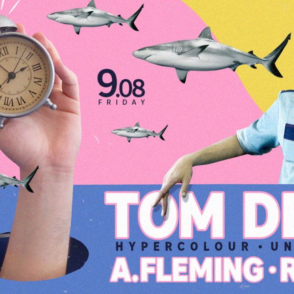 Tom Demac (UK). 09 августа, CHI by Decadence House, Киев