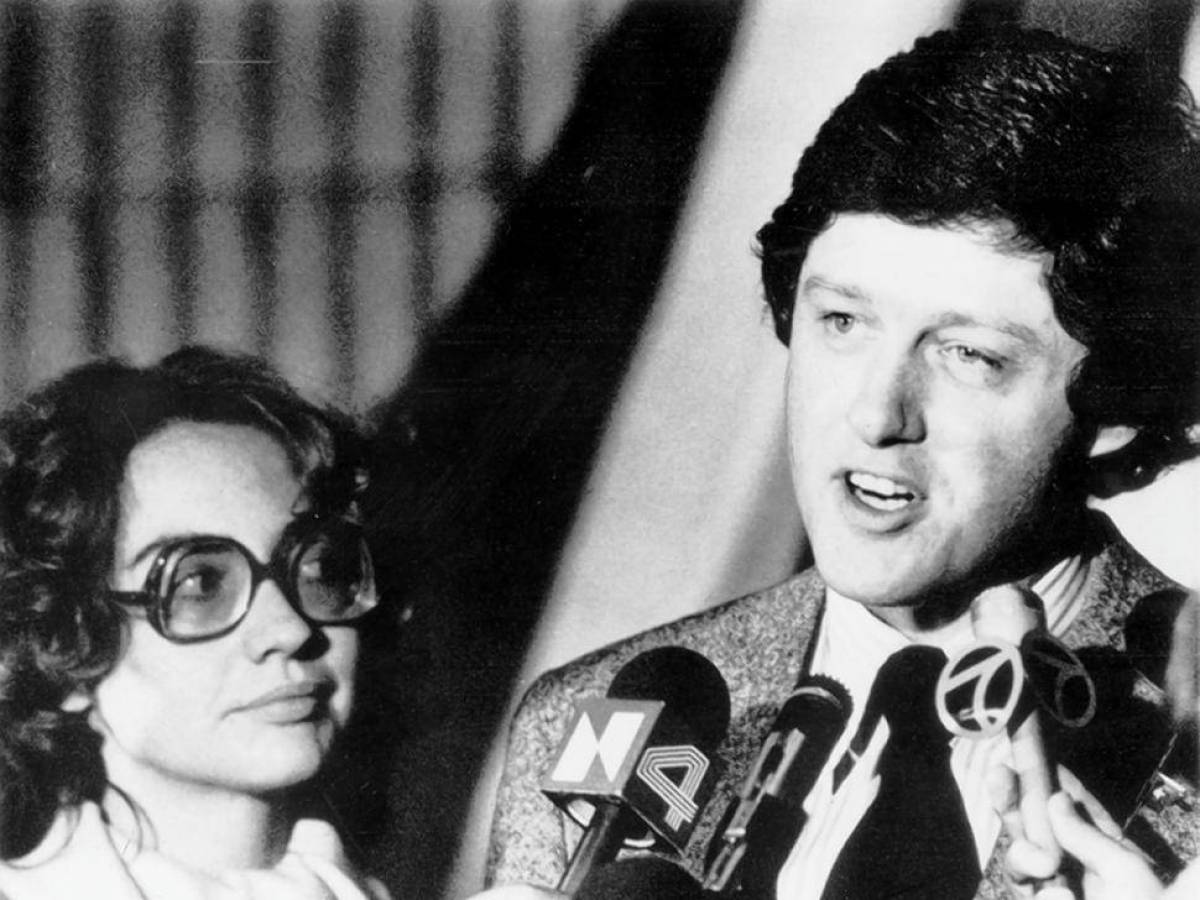 клинтон фото в молодости