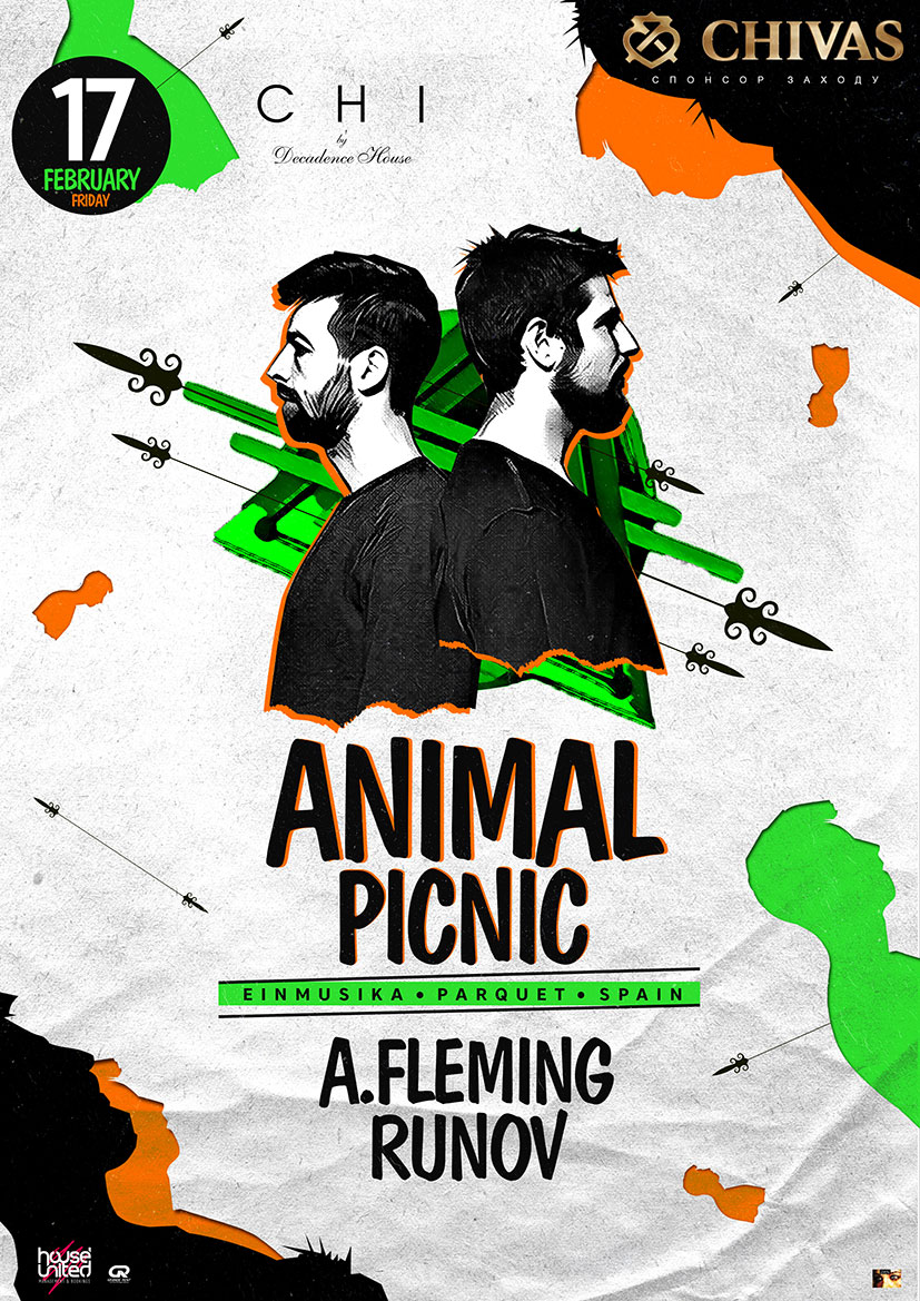 ANIMAL PICNIC. 17 февраля, Киев, CHI by Decadence House