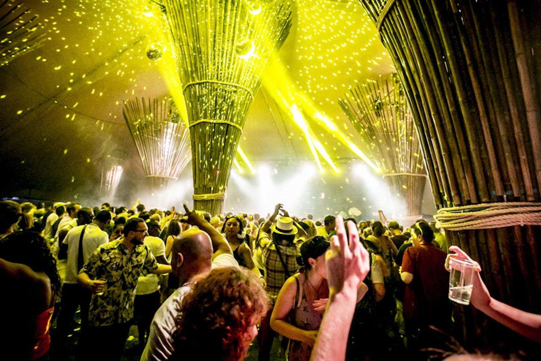 Фестиваль транс музыки в хорватии