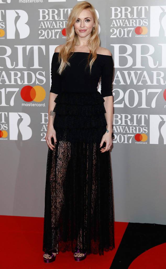 Fearne Cotton foto red carpet