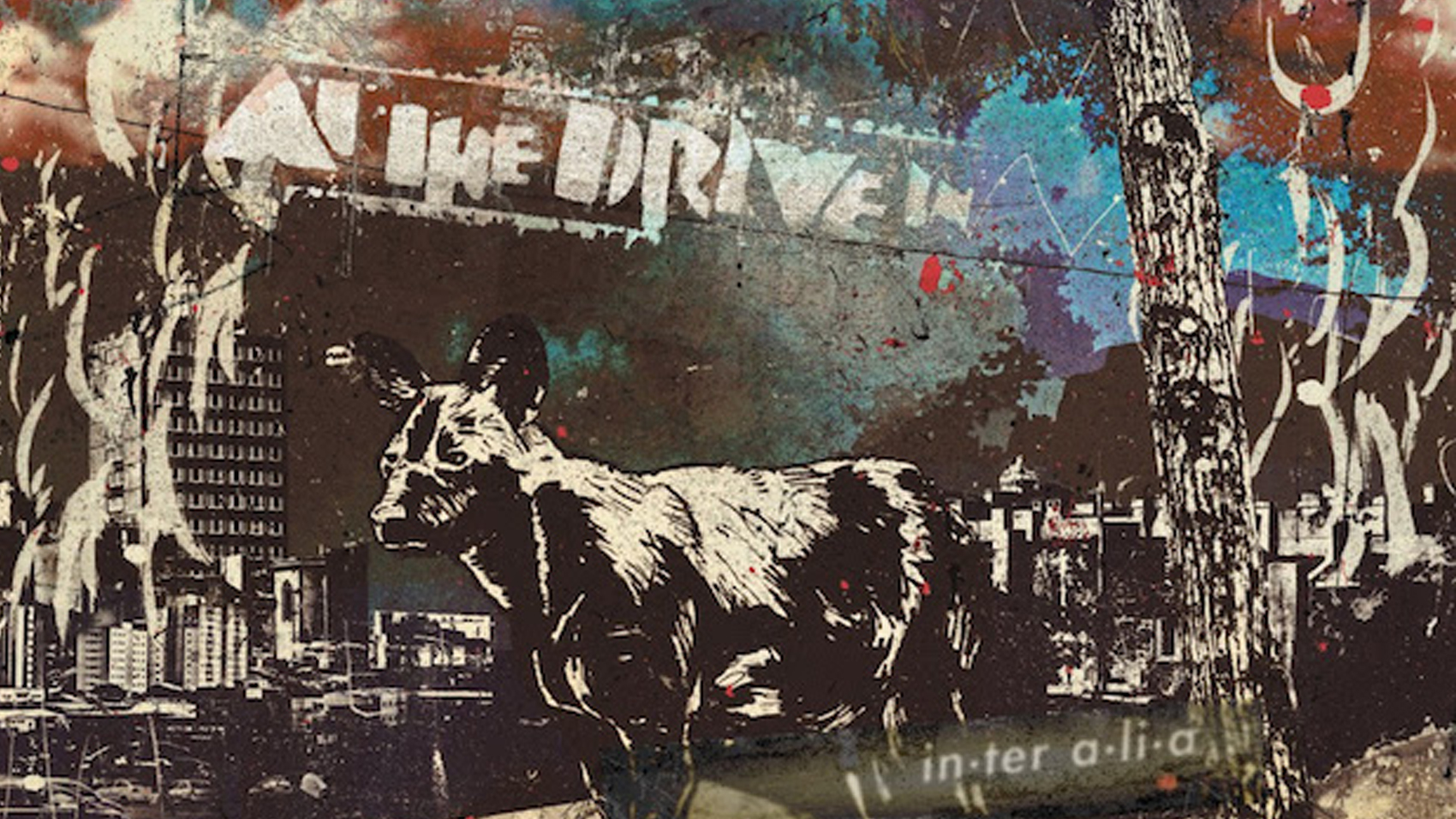 At The Drive-In ‒ «in • ter a • li • a»
