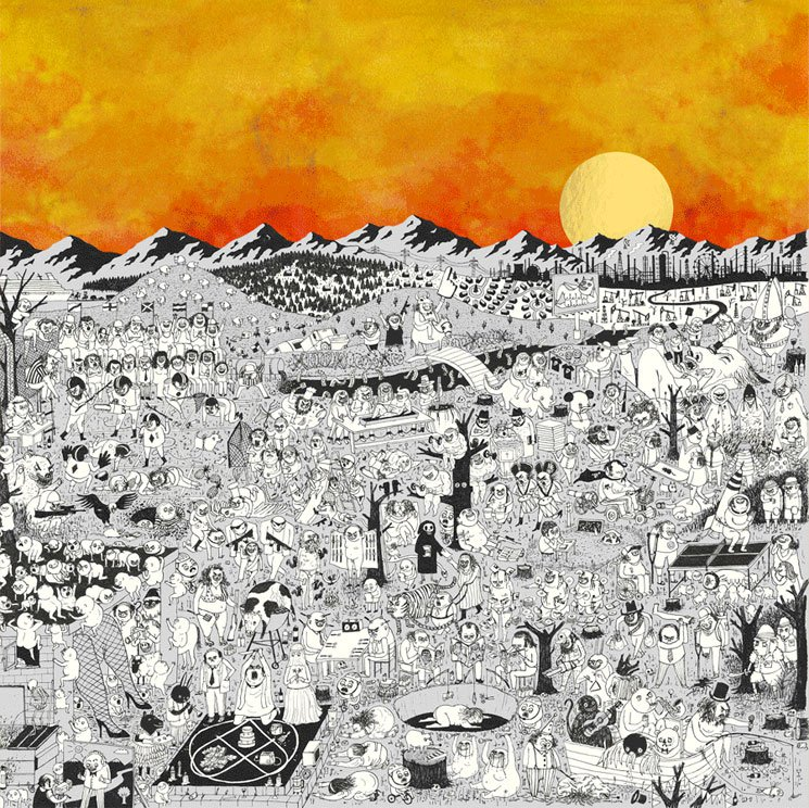 Father John Misty ‒ «Pure Comedy»