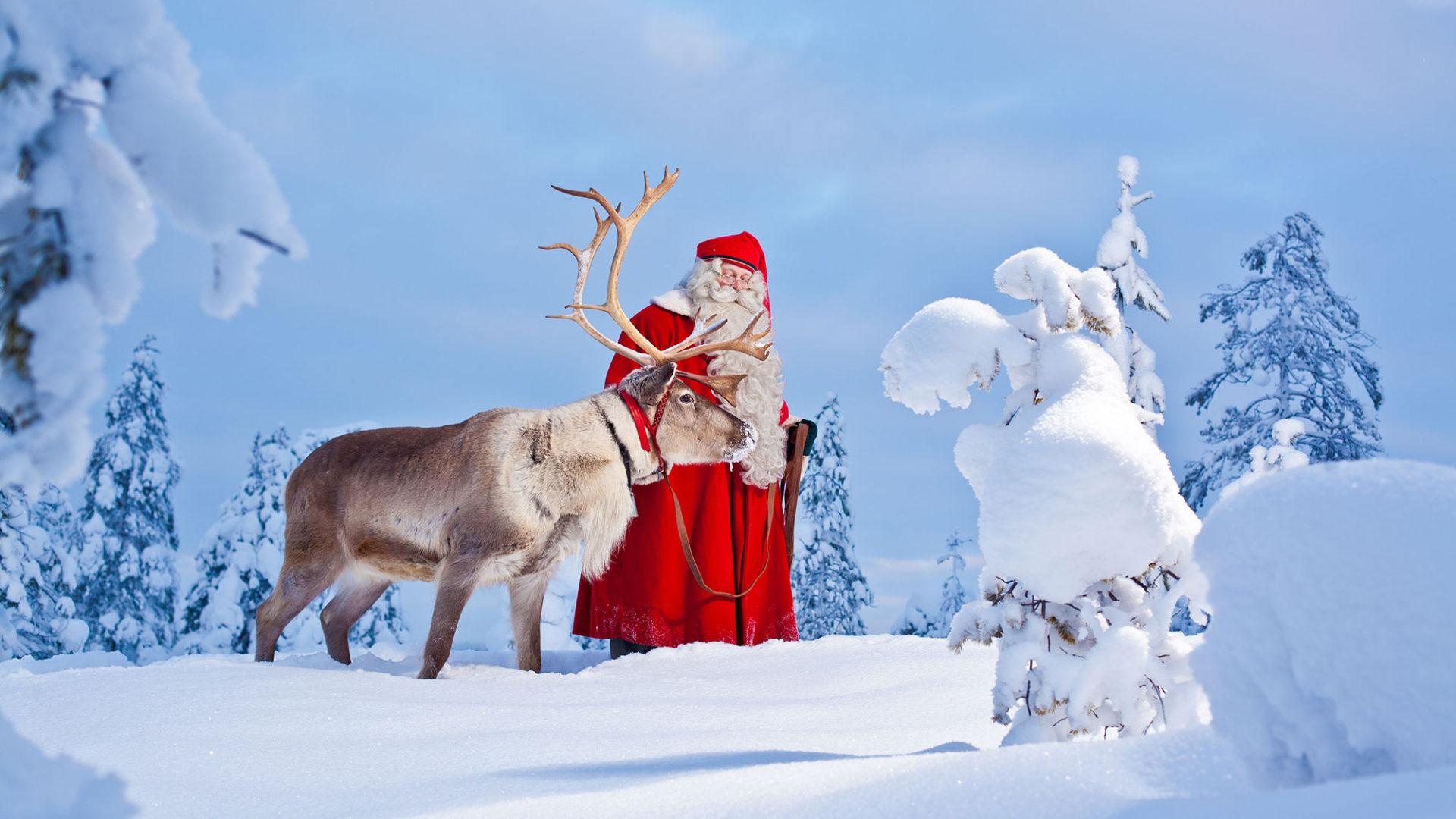 картинки деда мороза на северном полюсе желающих выращивать