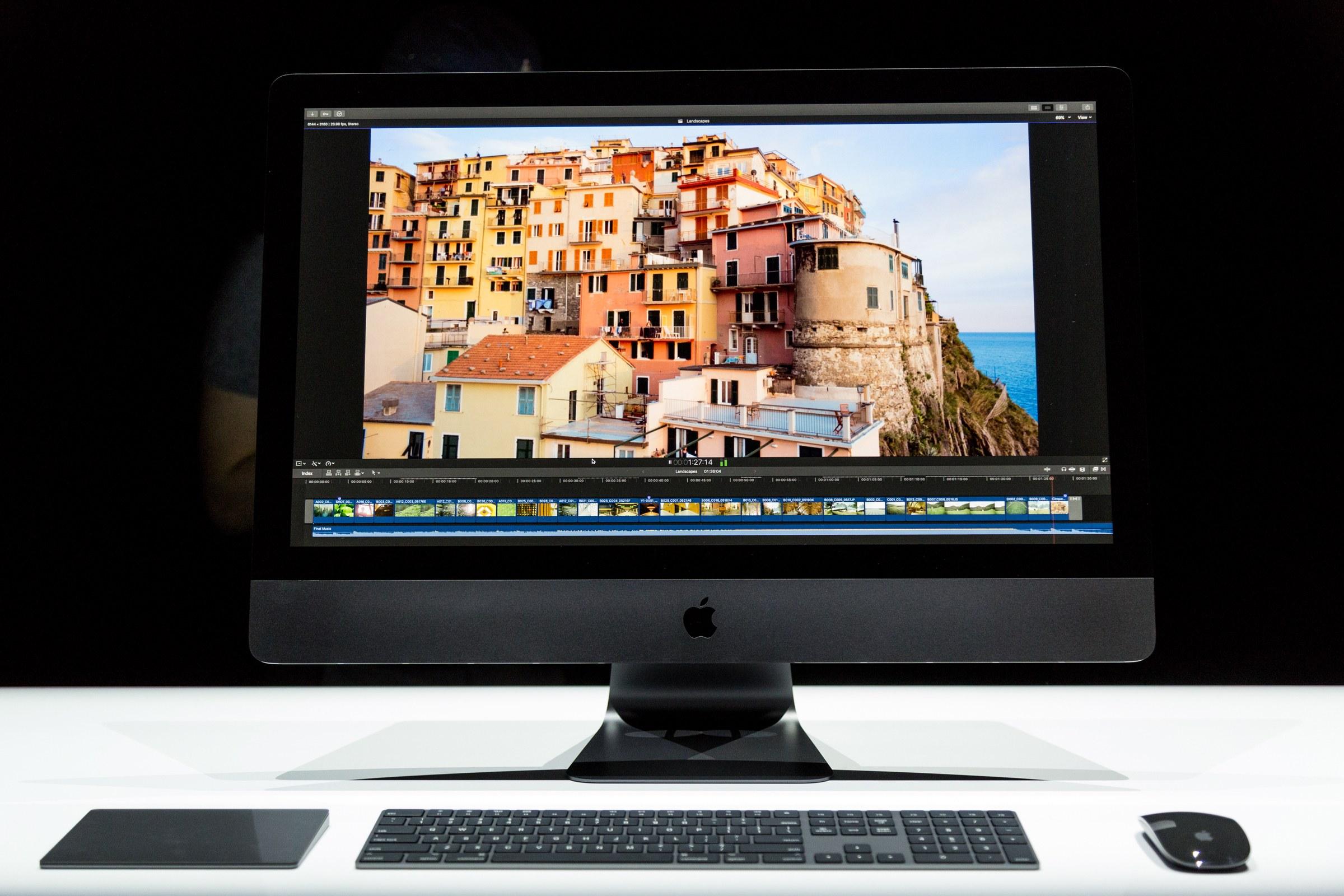 Завтра Apple представит мощный компьютер за 300 тысяч рублей