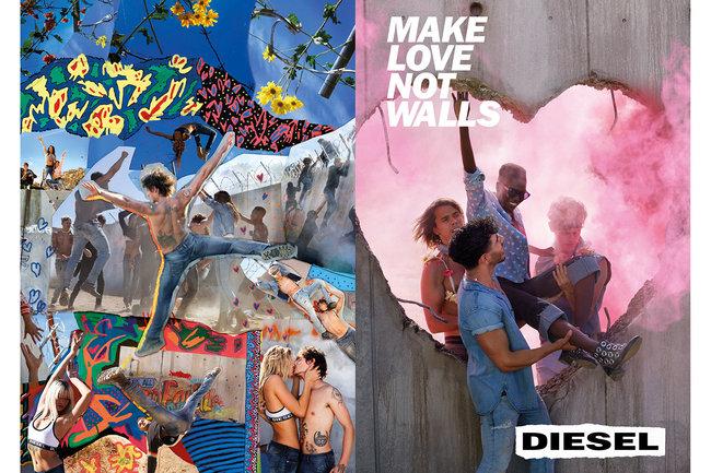 Сергей Полунин танцует в новейшей рекламе Diesel