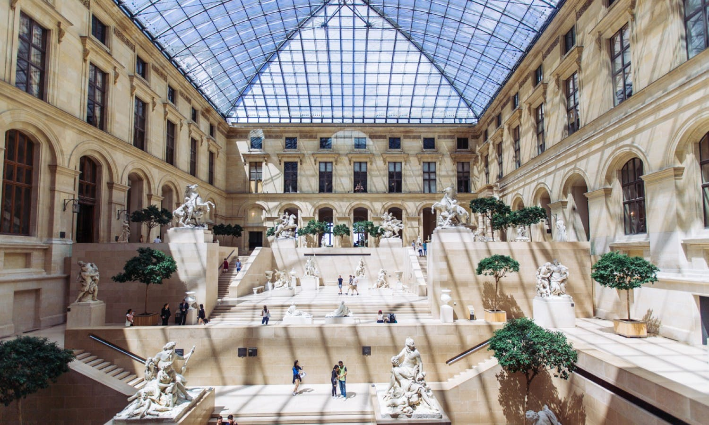 Эрмитаж вошёл в 10-ку самых известных музеев мира