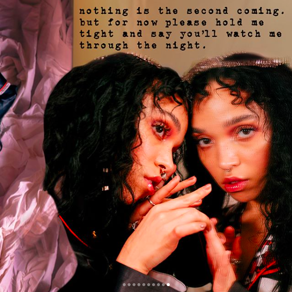 FKA Twigs Dream Warior