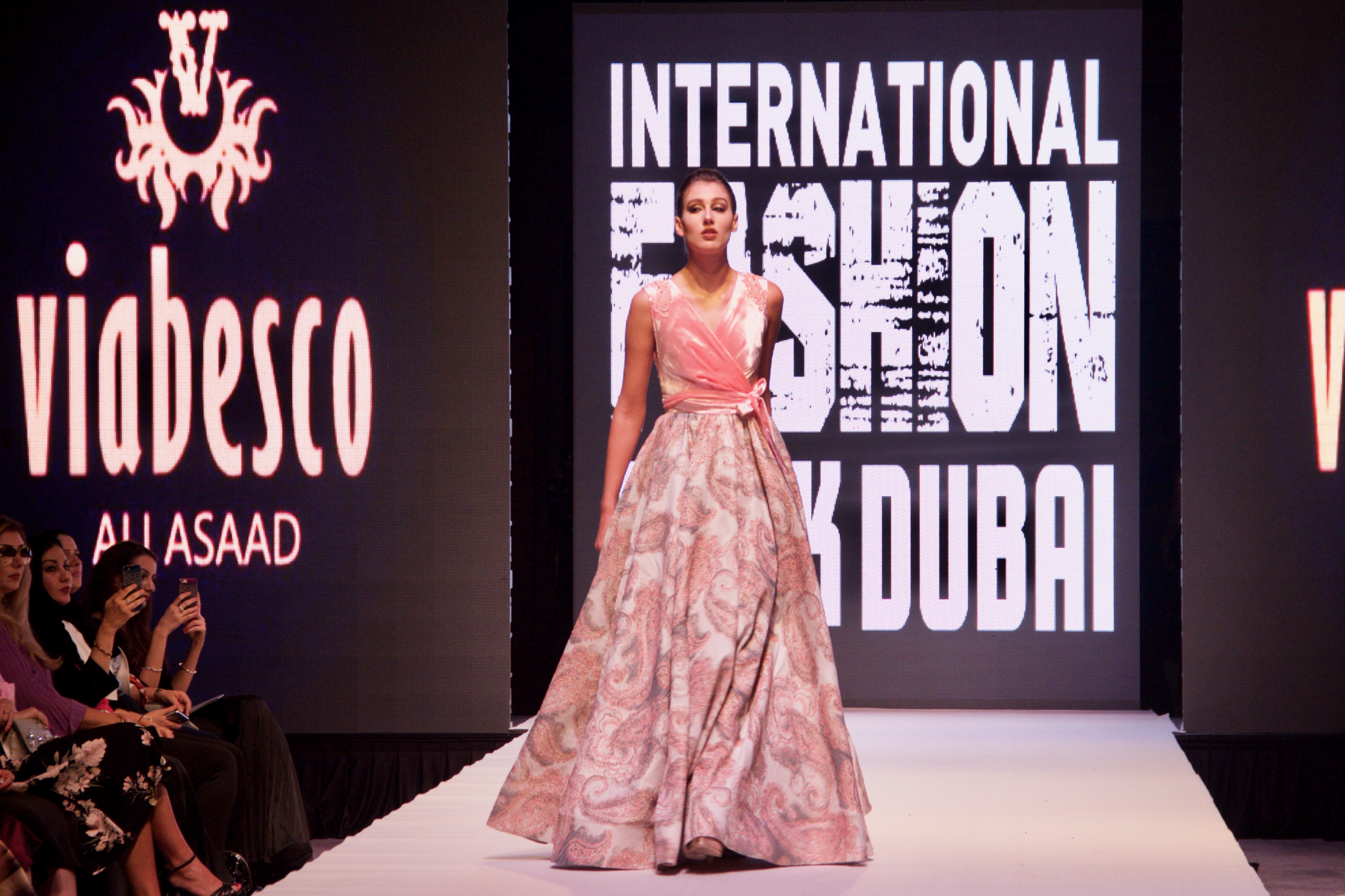 International Fashion Week Dubai 2017