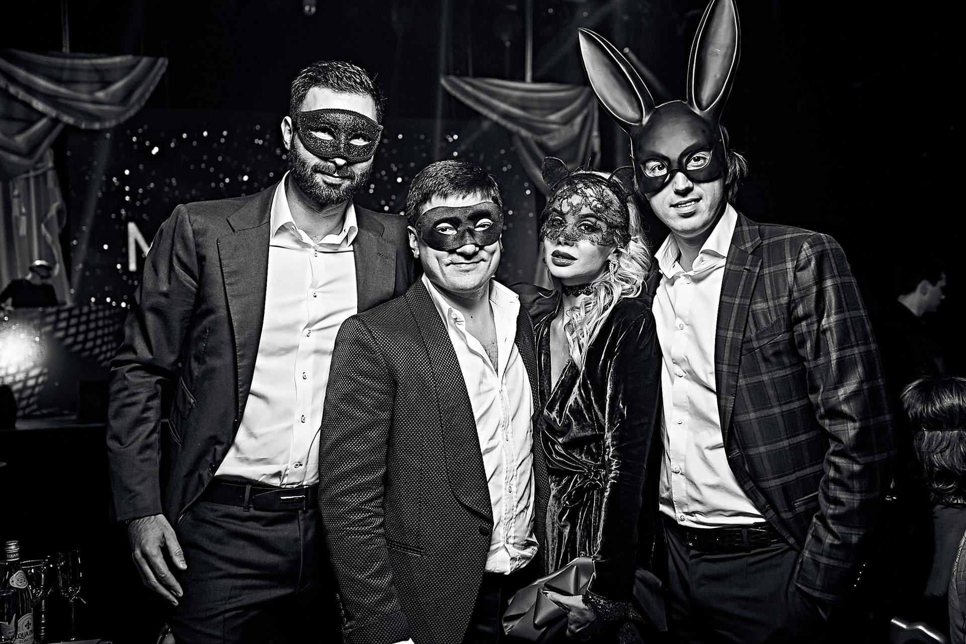 Gay Masquerade