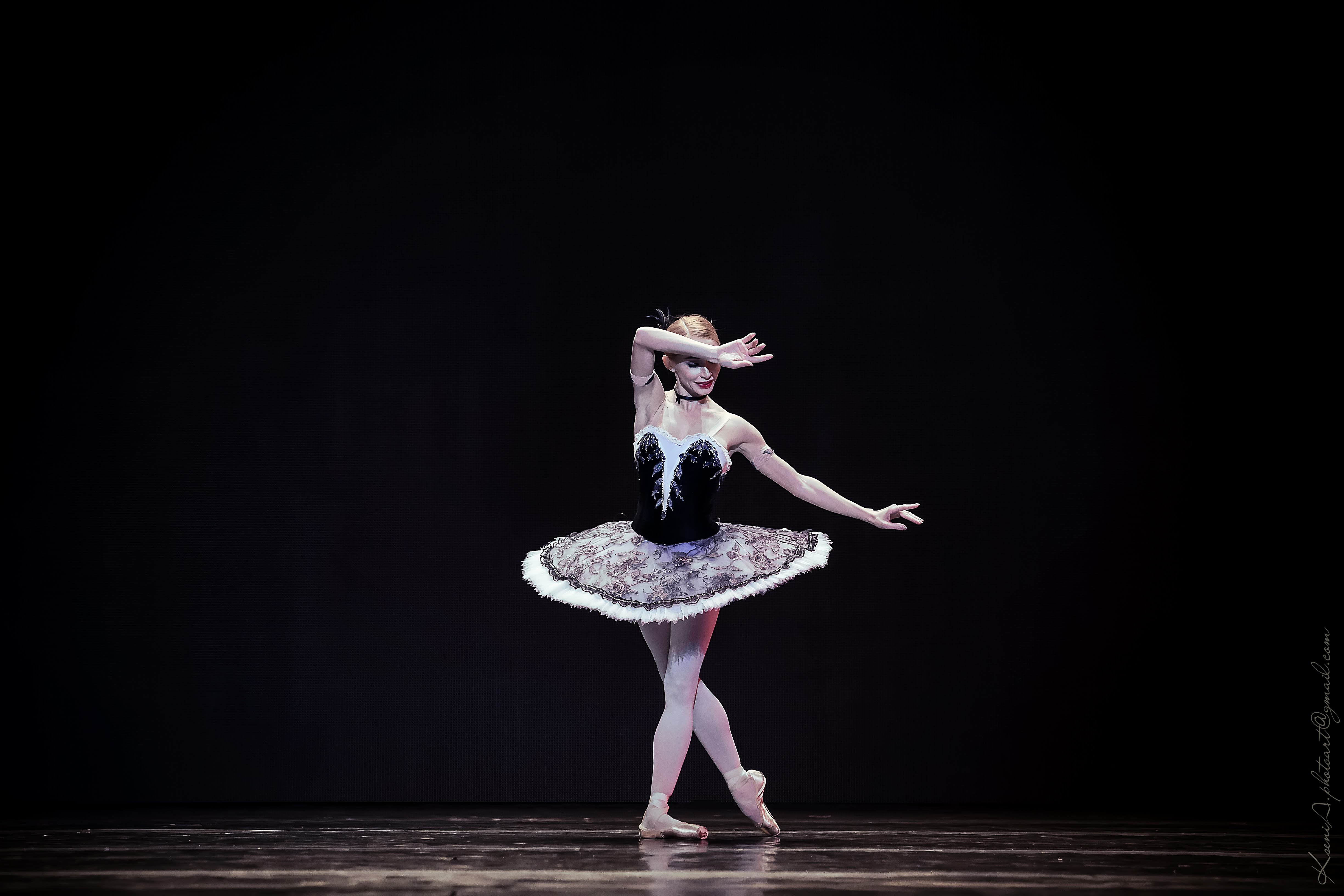 полном балерины на сцене картинки сне время