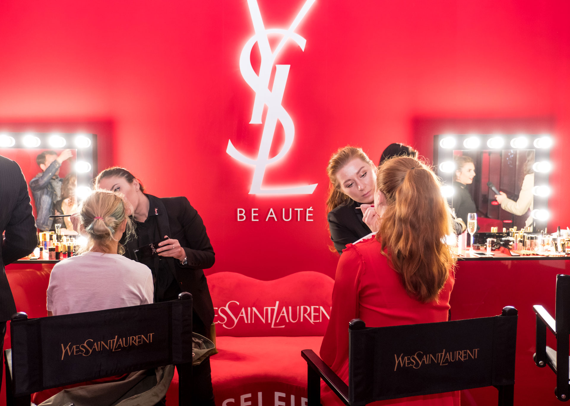 YSL BEAUTY CLUB KIEV