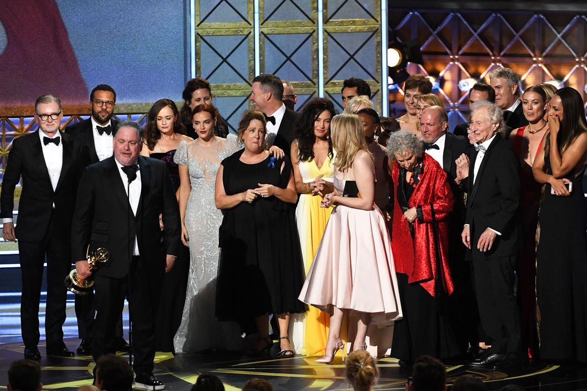 «Рассказ служанки» получил премию «Эмми»