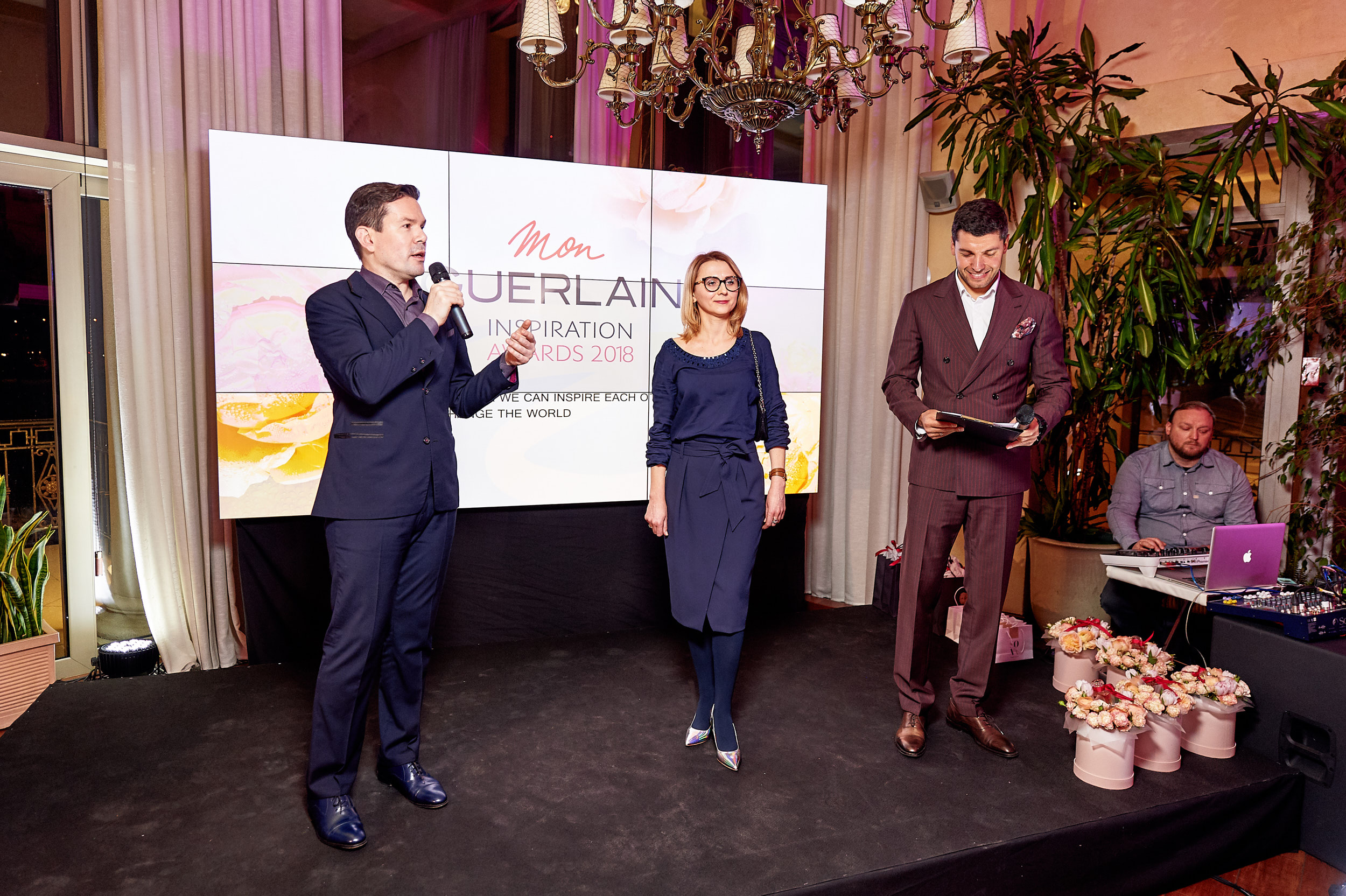 Mon Guerlain Inspiration Awards 2018