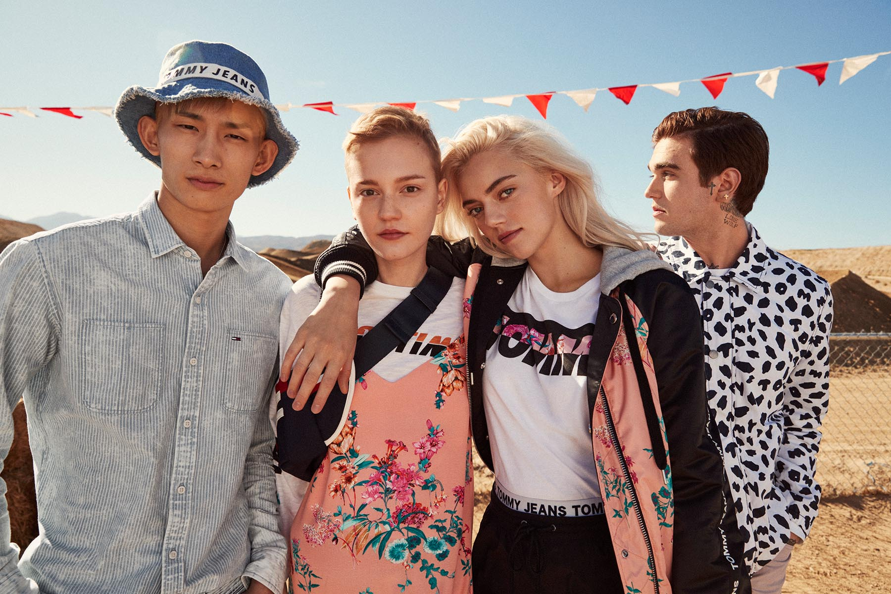 Tommy Jeans Spring 2018