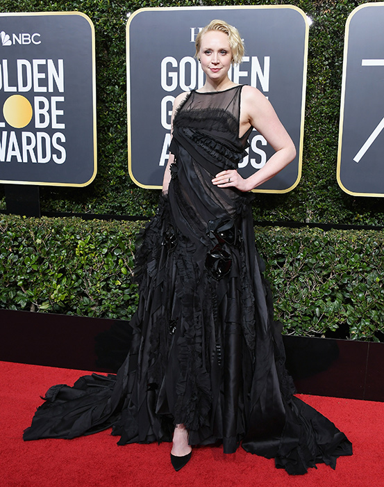 Golden Globes 2018 Red Carpet