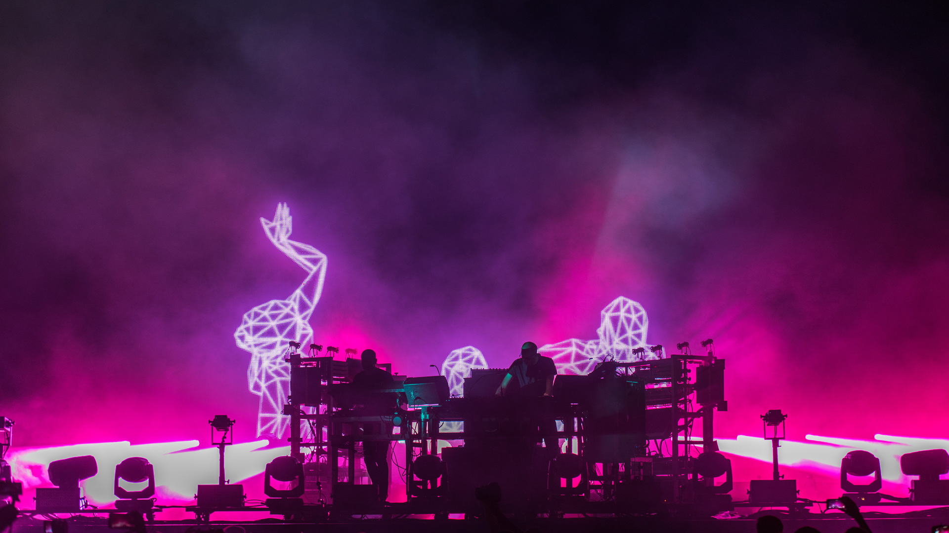 The Chemical Brothers на ATLAS Weekend 2018