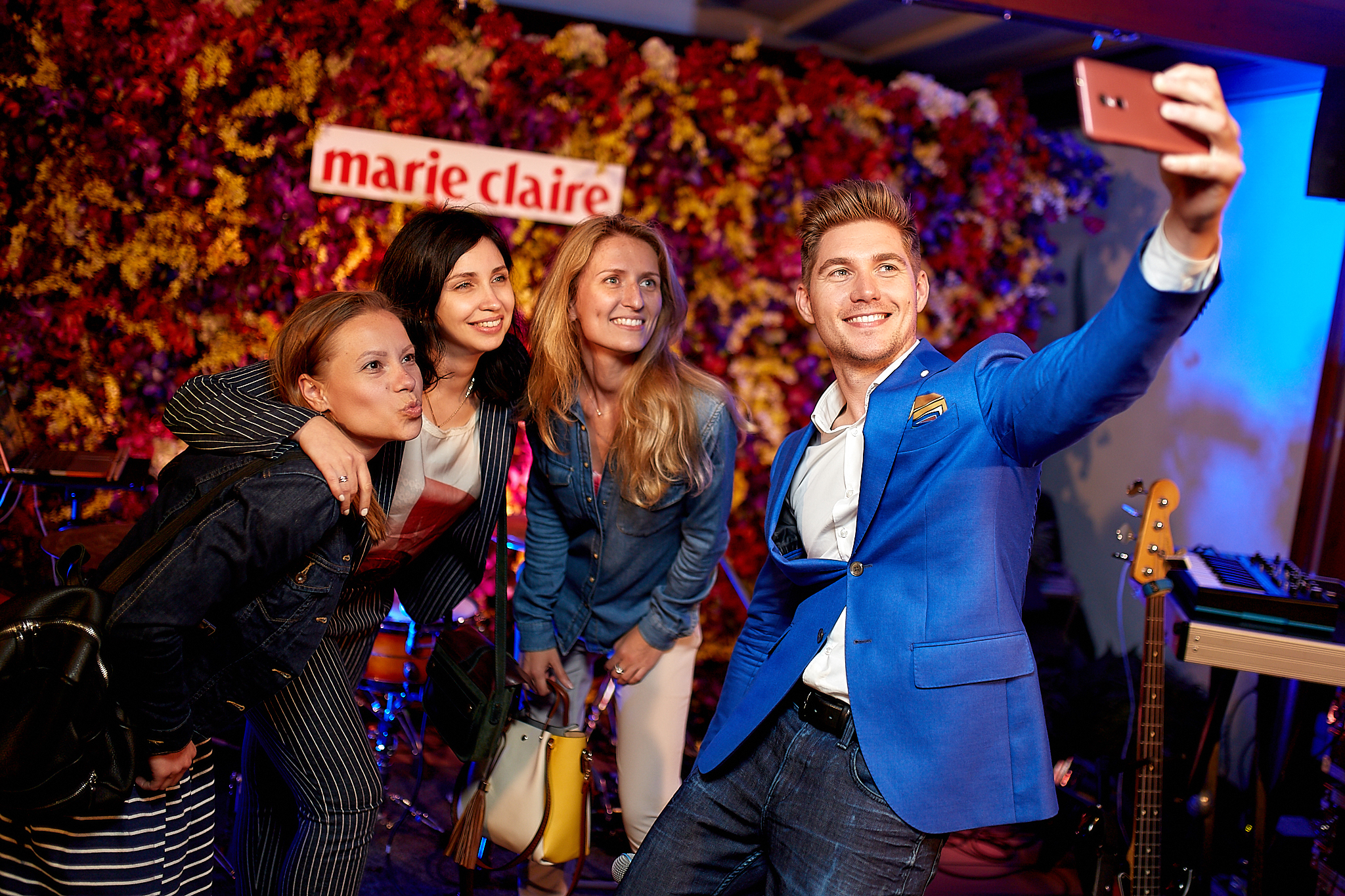Marie Claire VOYAGEPARTY