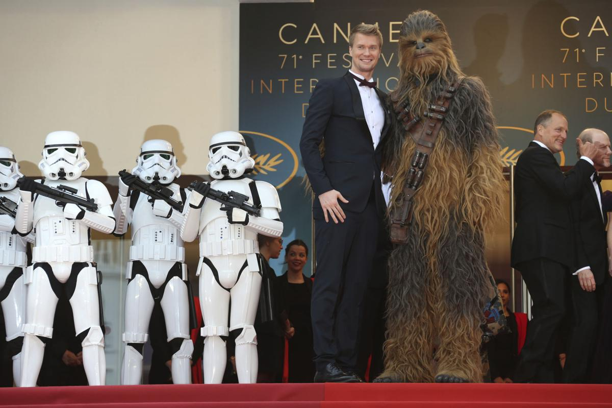 Solo – A Star Wars Story Cannes premiere
