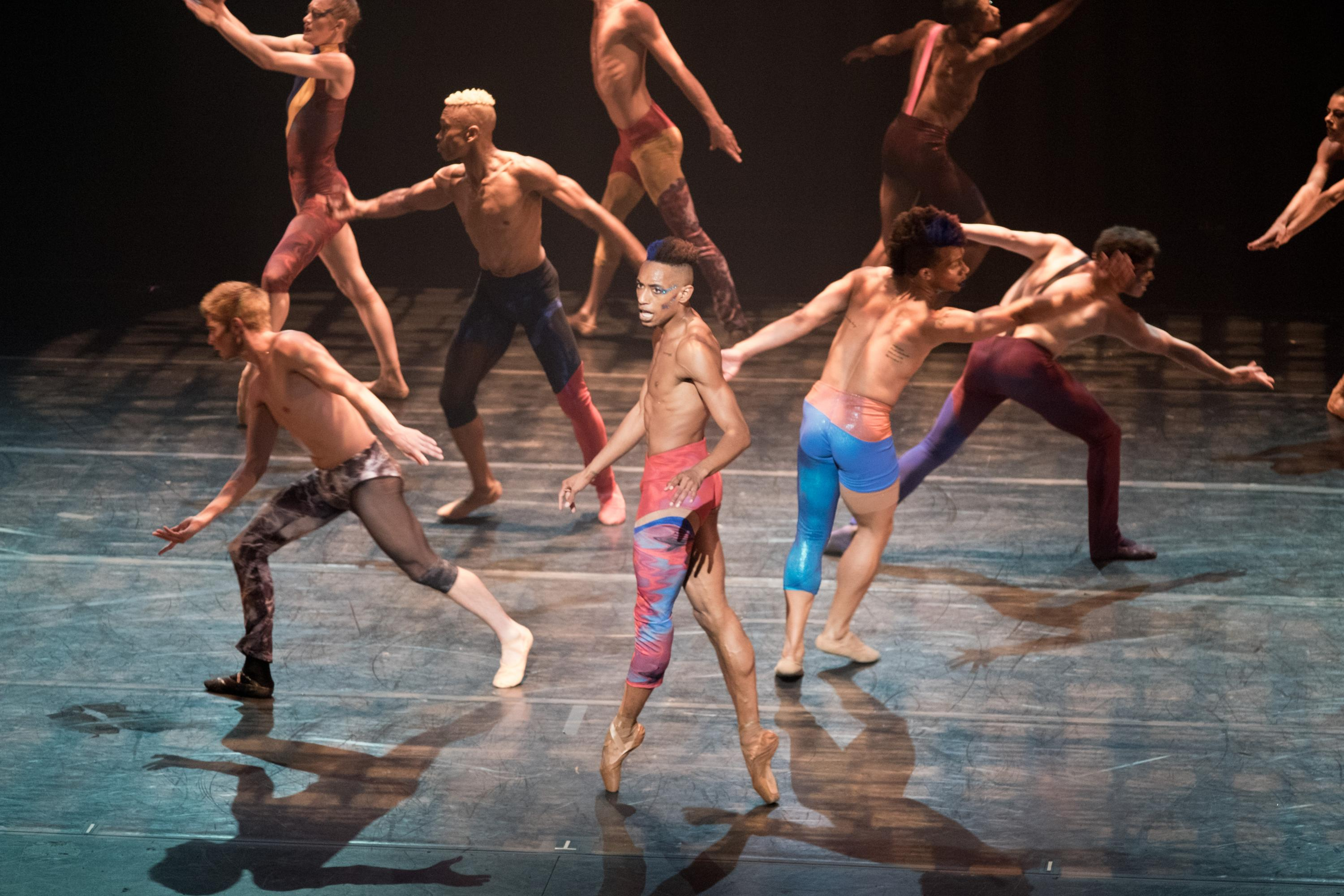 "Complexions Contemporary Ballet ""Star Dust"""