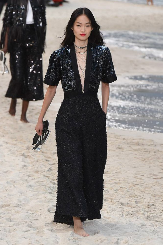 Chanel ready-to-wear Spring 2019