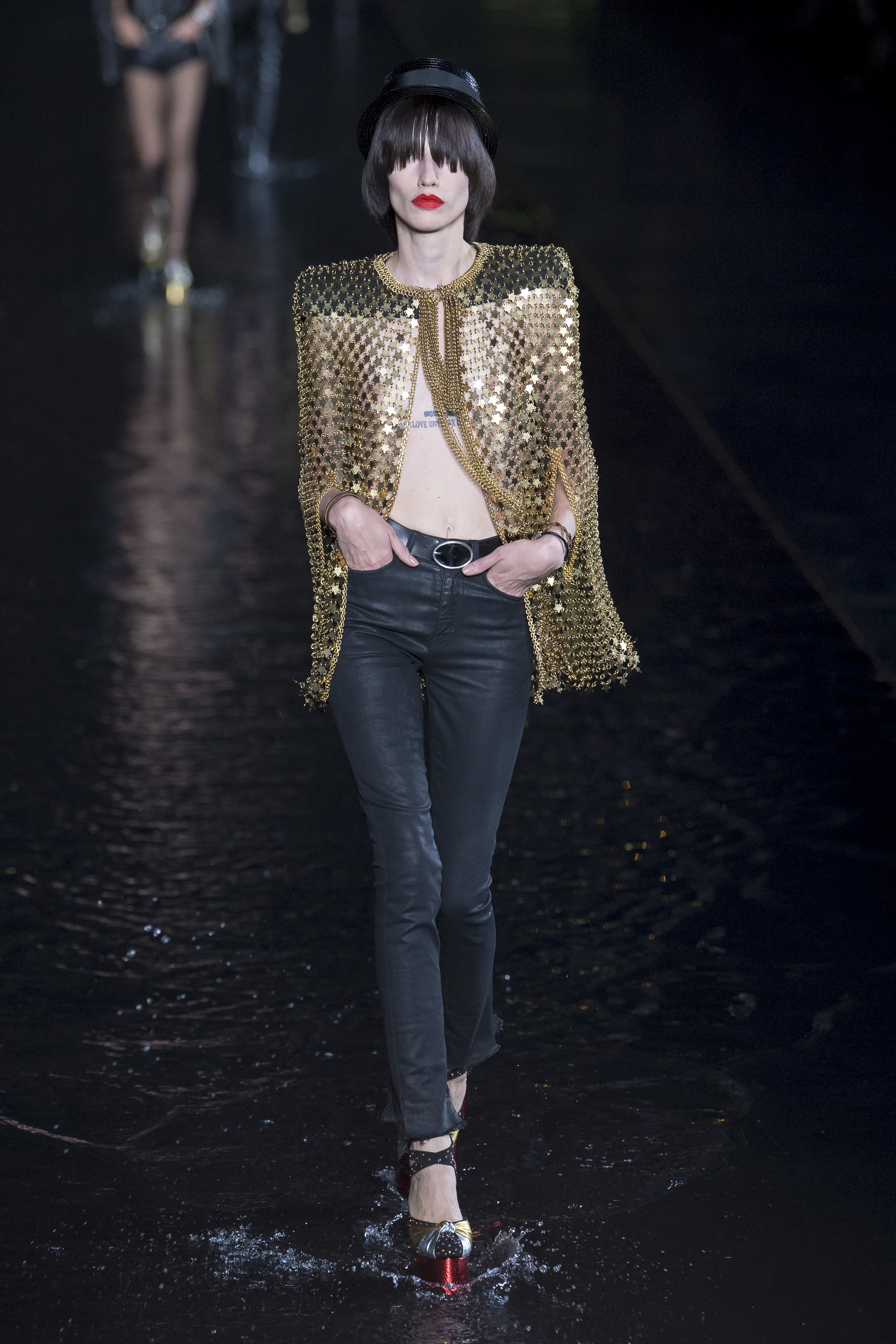 Saint Laurent ready-to-wear Spring-2019