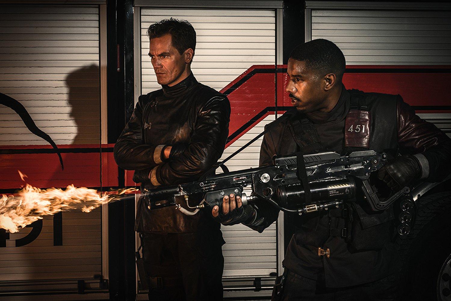 HBO показал первый тизер «451 градуса по Фаренгейту»