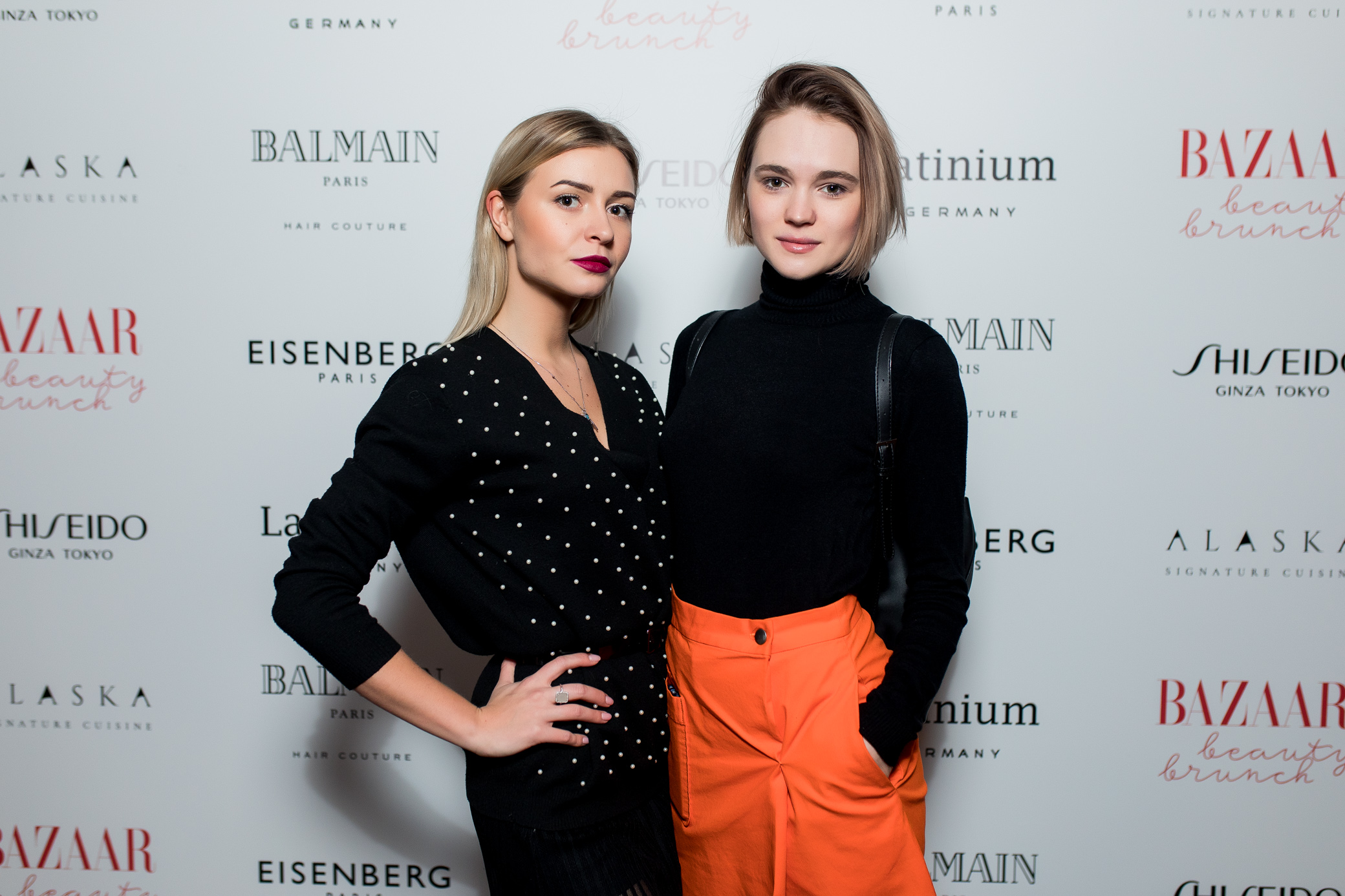 бренд, 8 марта, марка, Daisy, Shiseido, BAZAAR BEAUTY BRUNCH, Latinium, ресторан Alaska, Eisenberg Paris, Богдан Трибой, Balmain Paris Hair Couture, журнал Harper's Bazaar, Bazaar Beauty Brunch, мероприятие 2019, beauty-новинки, флеш-макияж