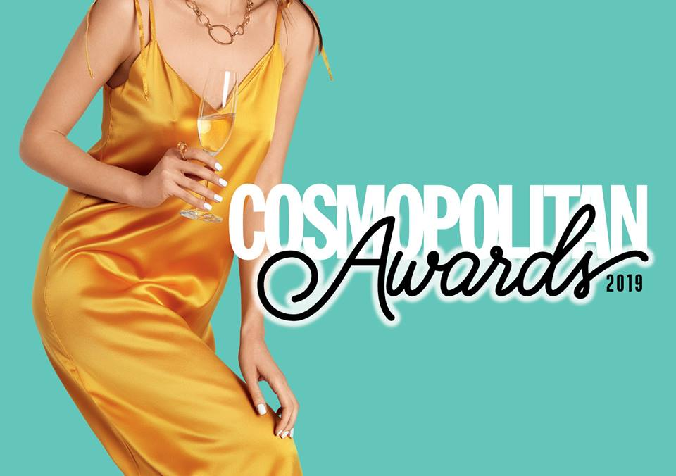 премия, журнал COSMOPOLITAN, Cosmopolitan, Владимир Остапчук, COSMOPOLITAN, NK, киев афиша 2019, COSMOPOLITAN AWARDS 2019, Cosmopolitan Fun Fearless Female Award, 21 мая 2019 в Киеве