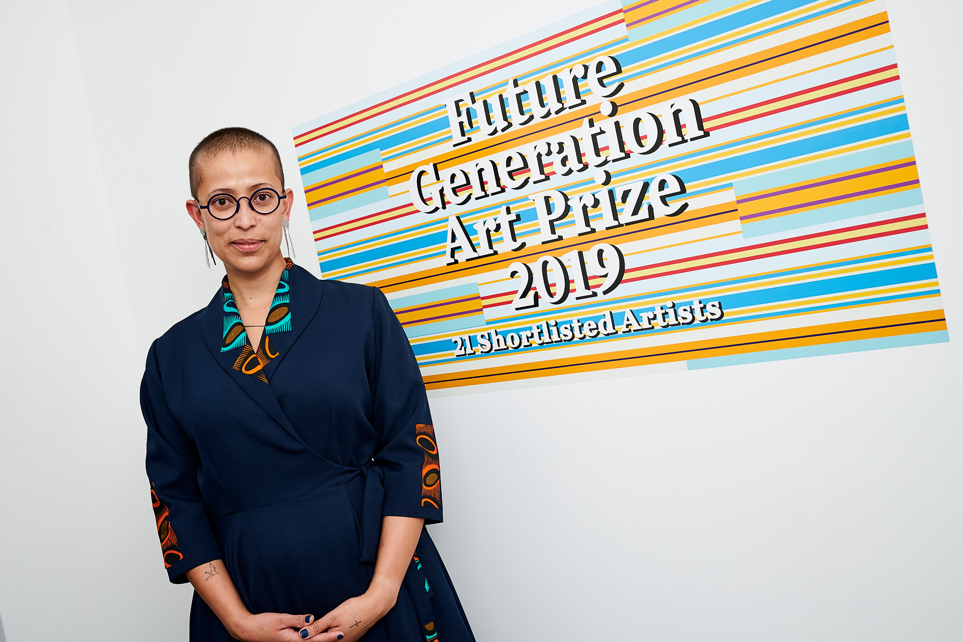 открытие выставки Future Generation Art Prize 2019 в PinchukArtCentre