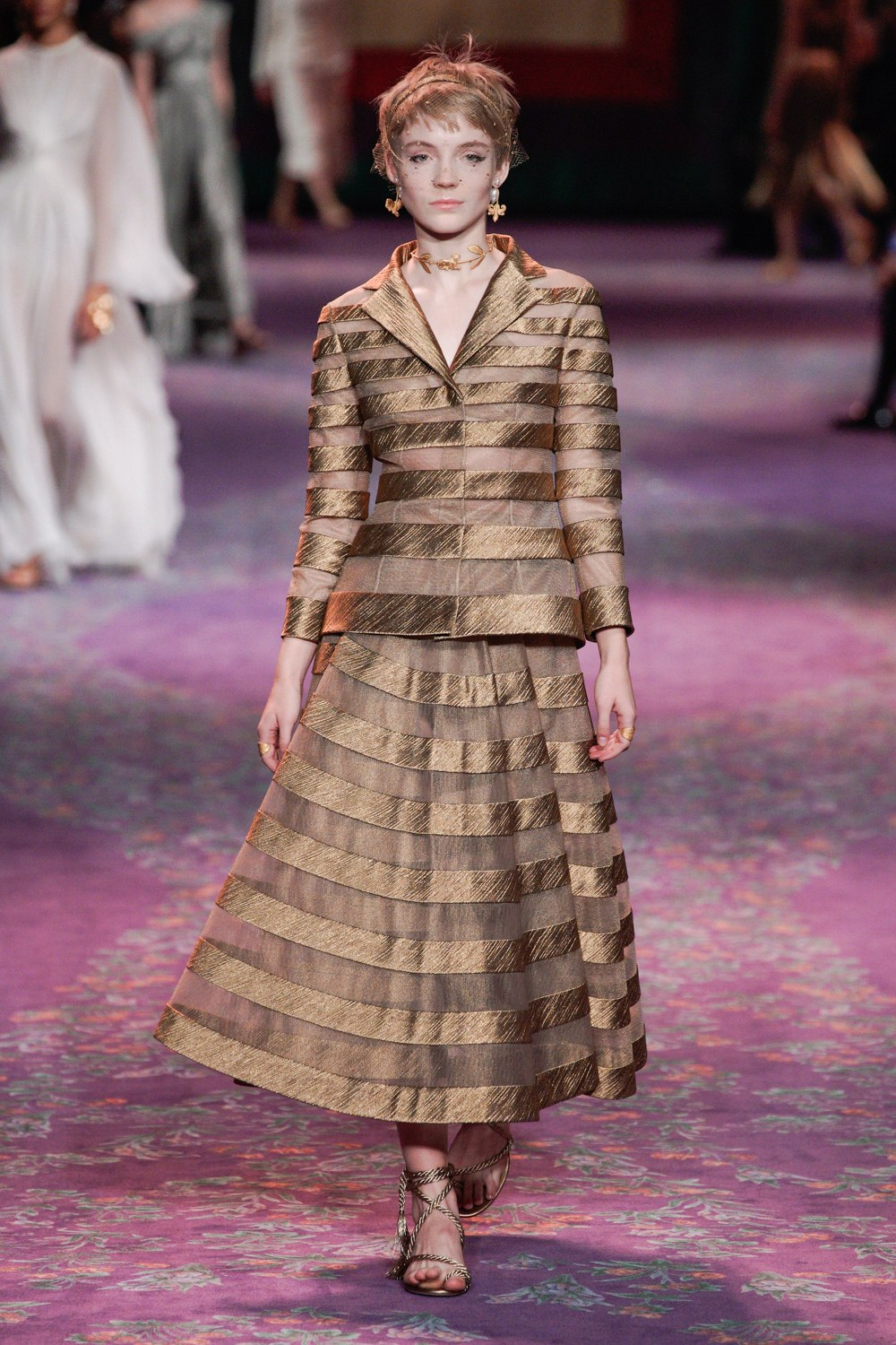 Christian Dior Spring couture 2020