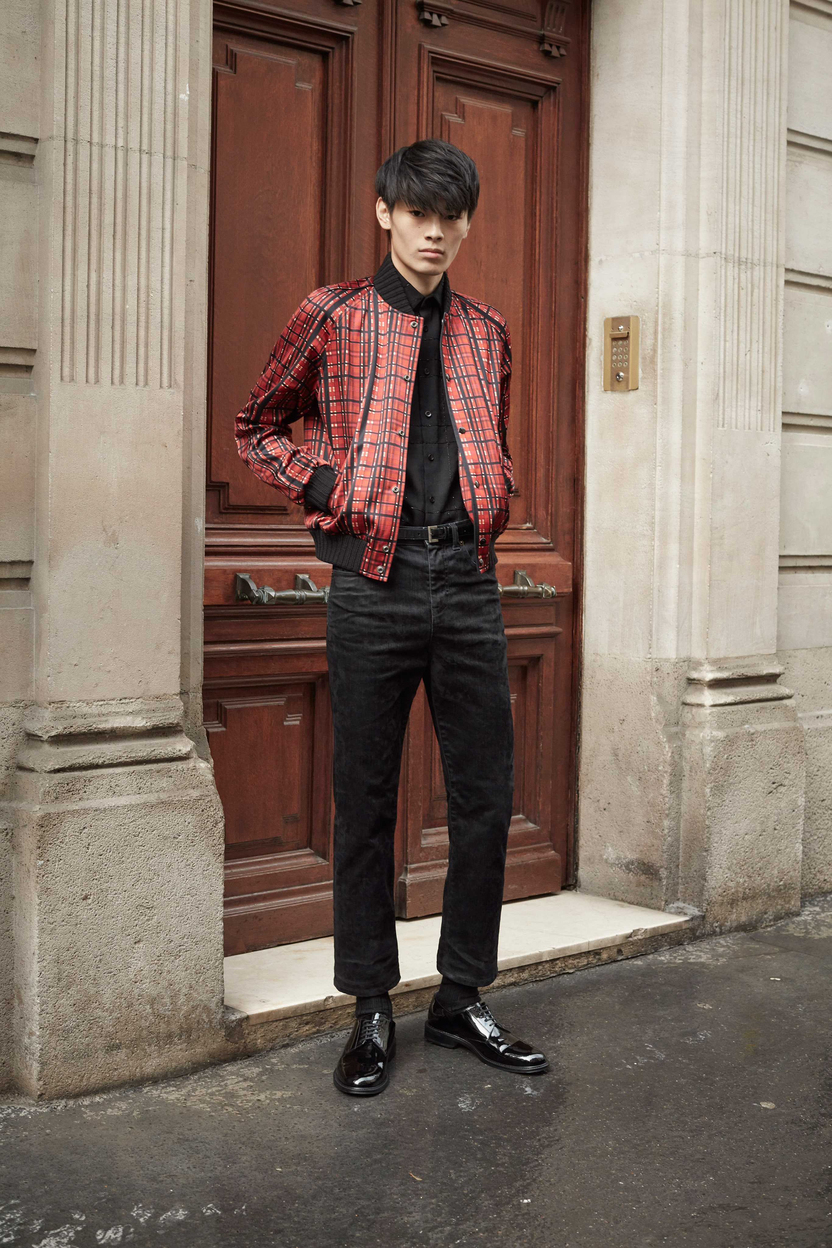 Saint Laurent Pre-Fall 2020 menswear