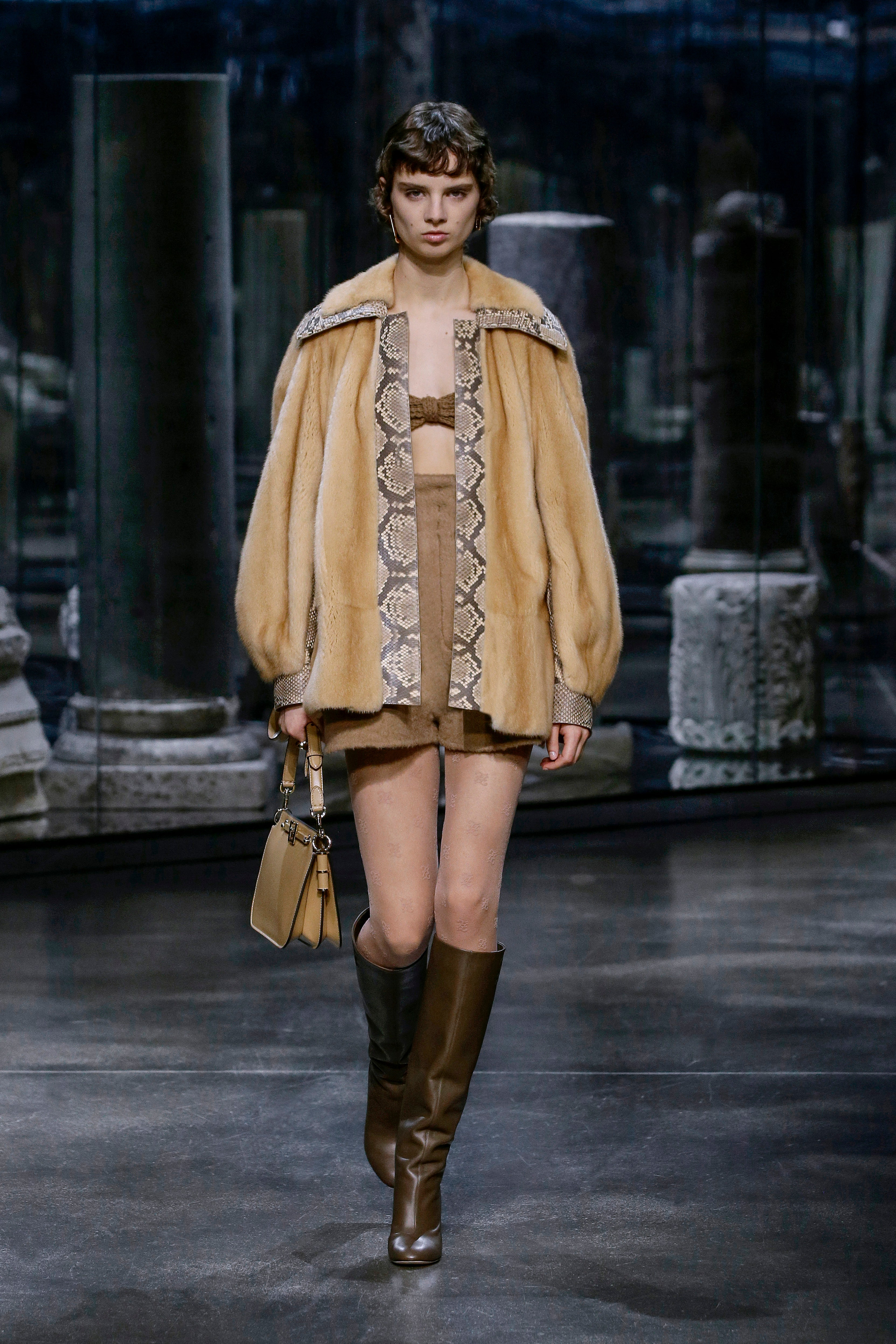 Fendi ready-to-wear Fall 2021